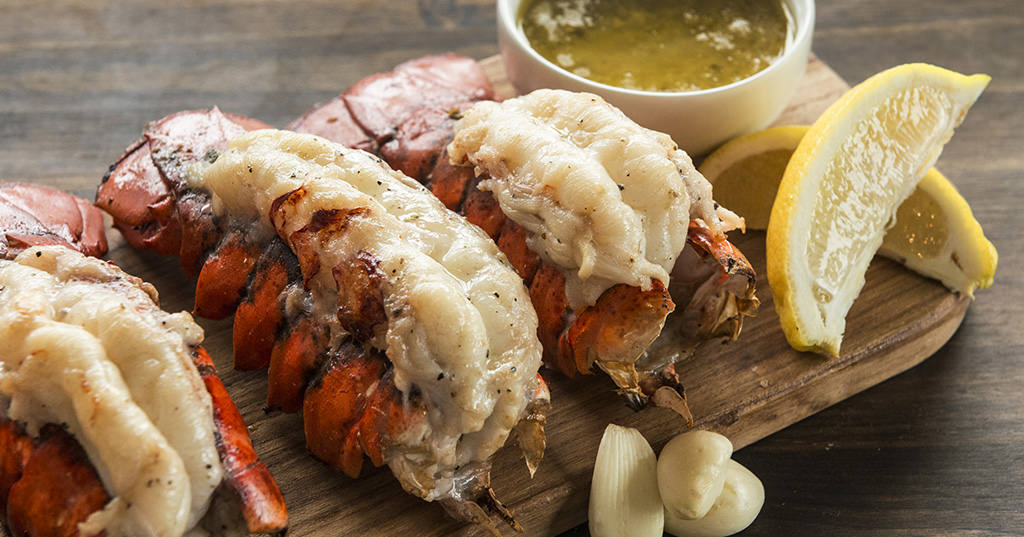 Valentine's Day Pecan Grilled Lobster Tails Recipe | Traeger Wood Fired Grills