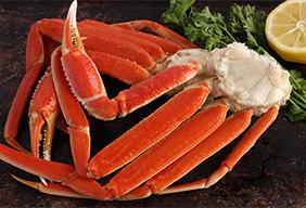 Crab Legs Traeger Style Recipe