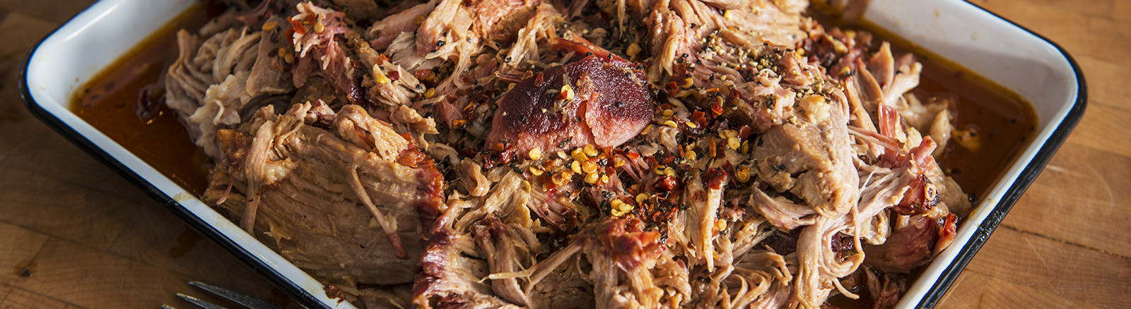 BBQ Pulled Pork with Paleo BBQ Sauce