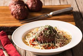 Grilled Italian Meatballs (Polpetti)
