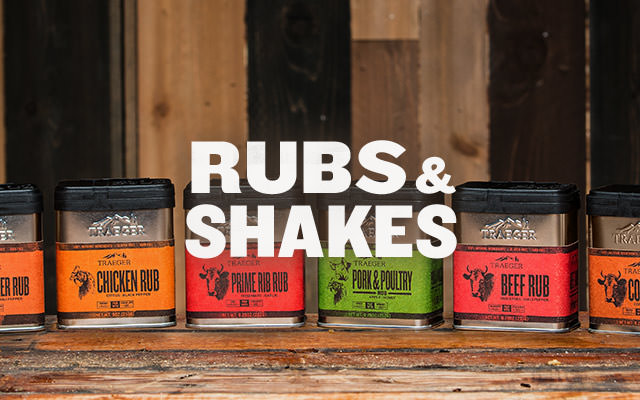 Rubs and Shakes