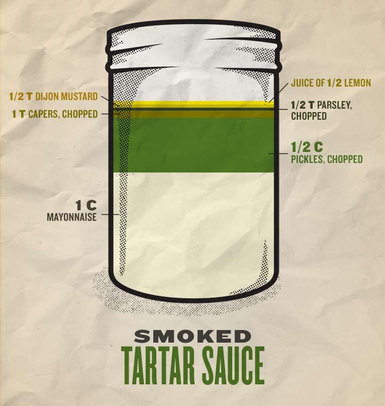Smoked Tartar Sauce
