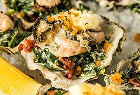 Oysters Traegafeller