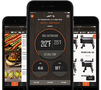 Traeger Grills App