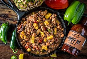 Hawaiian BBQ Baked Beans