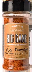 big game rub