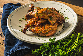 Fat Braised Duck Confit