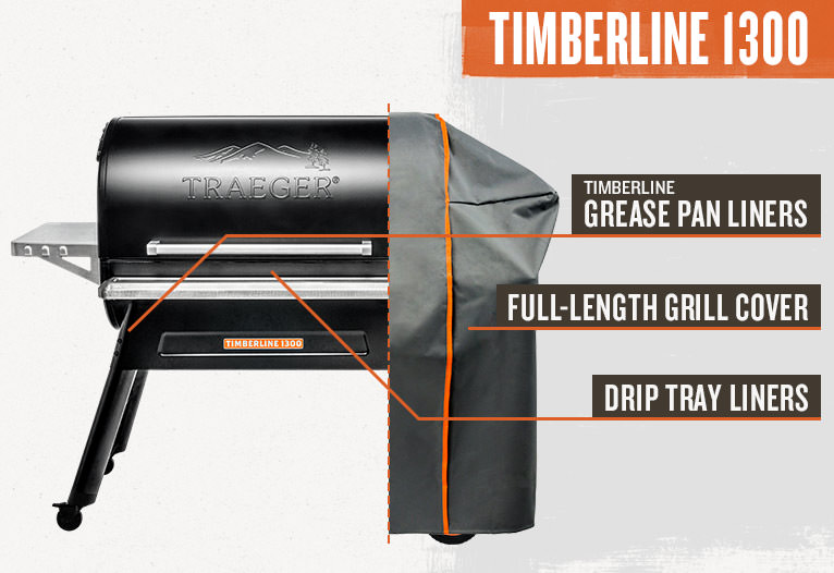 Timberline1300 Accessories