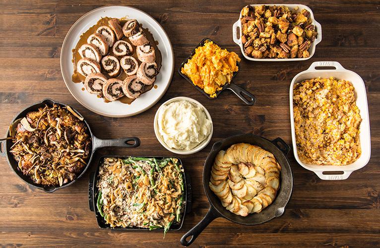 Thanksgiving Side Ideas