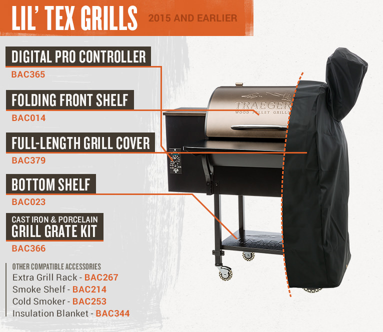Tailgater Accessories