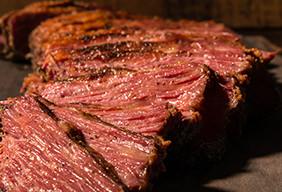 Smoked Beef Pastrami