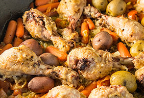 Beer Chicken Stew