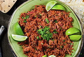 Sweet & Smoky Barbacoa Pulled Pork