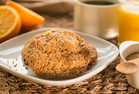 Whole Wheat Breakfast Cookie