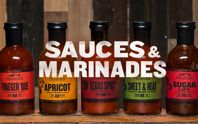 Sauces and Marinades