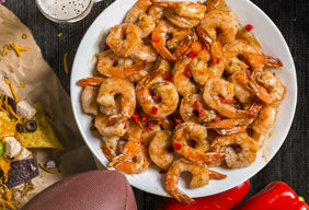 Texas Cowboy Shrimp