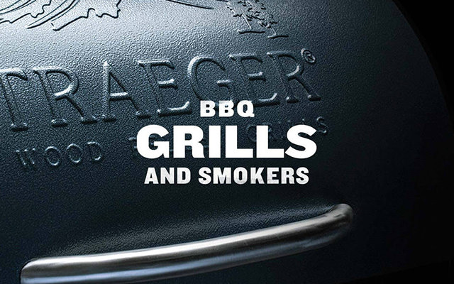 Wood Pellet Grills & Smokers