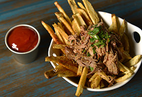 Duck Fat Fries (Confit)