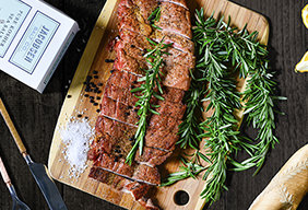Rosemary Marinade Pork Collar
