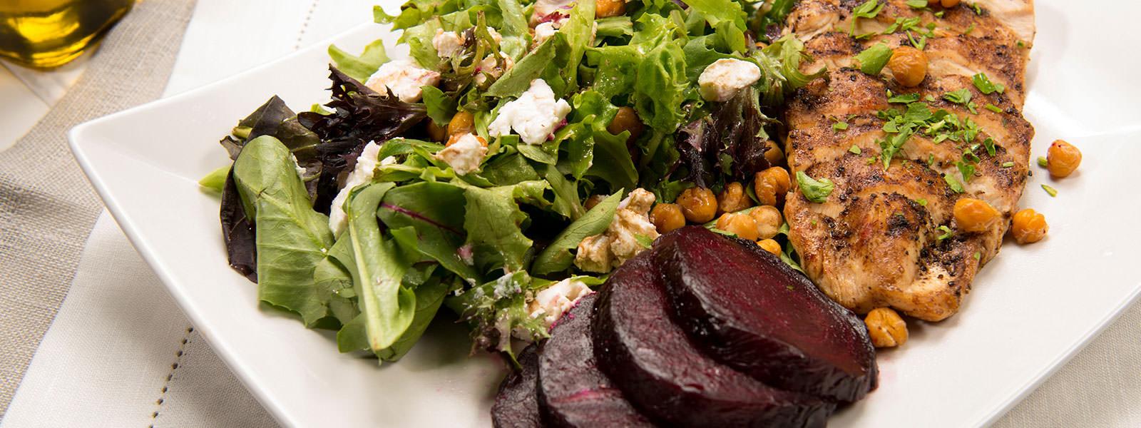 Malibu salad with smoked chicken: a recipe with photos 31