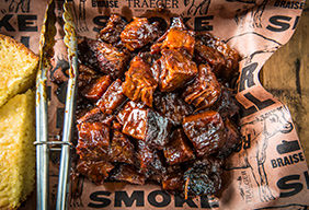 BBQ Burnt Ends