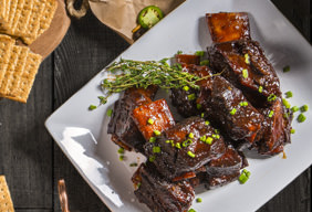 5-Spice Beef Short Ribs