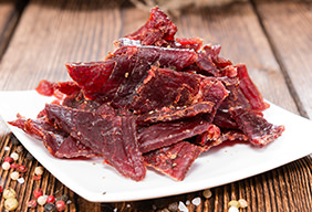 Homemade Teriyaki Jerky