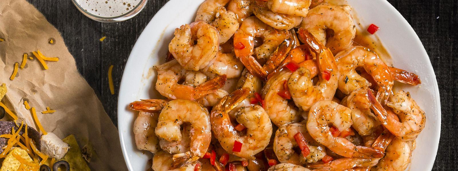 Texas cowboy shrimp recipe traeger wood fired grills texas cowboy shrimp forumfinder Gallery