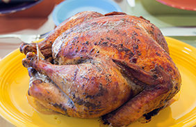 Beer-Brined Turkey