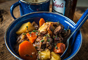 Braised Irish Lamb Stew