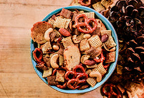 Traeger Chex Party Mix