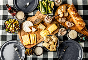 Traeger Ultimate Smoked Picnic Spread