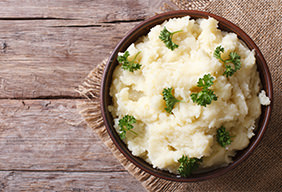 Do-Ahead Mashed Potatoes