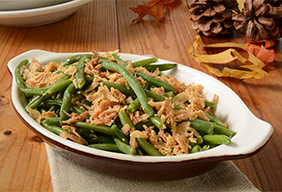 Green Bean Casserole Circa 1955