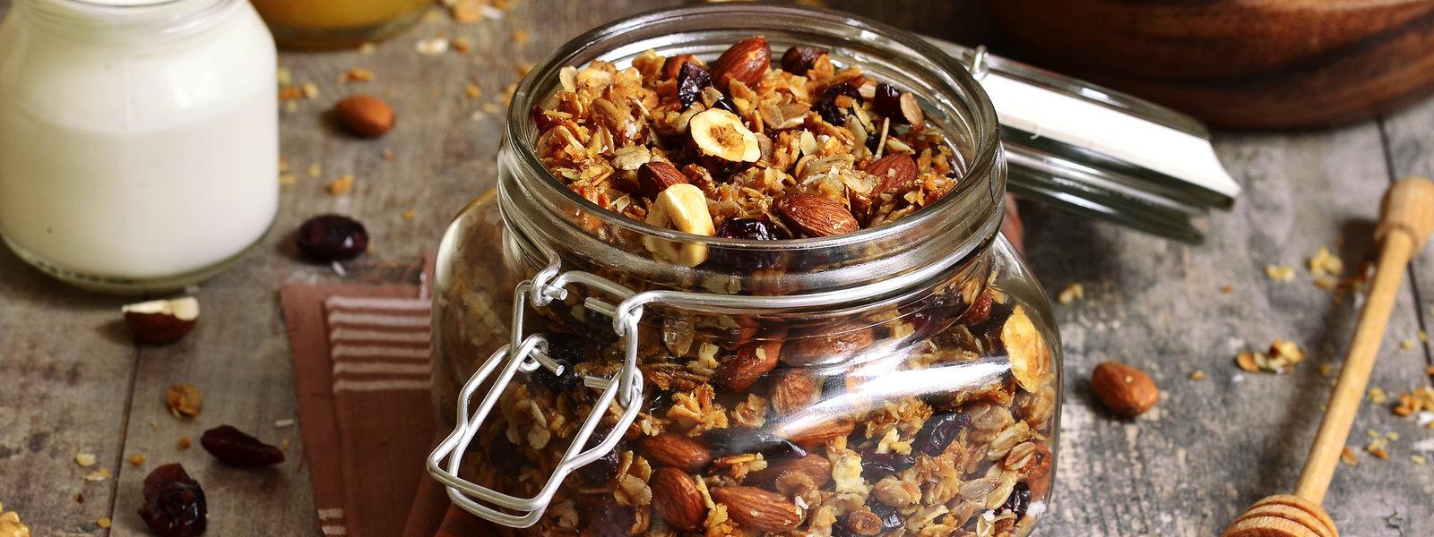 jordans super nutty granola nz
