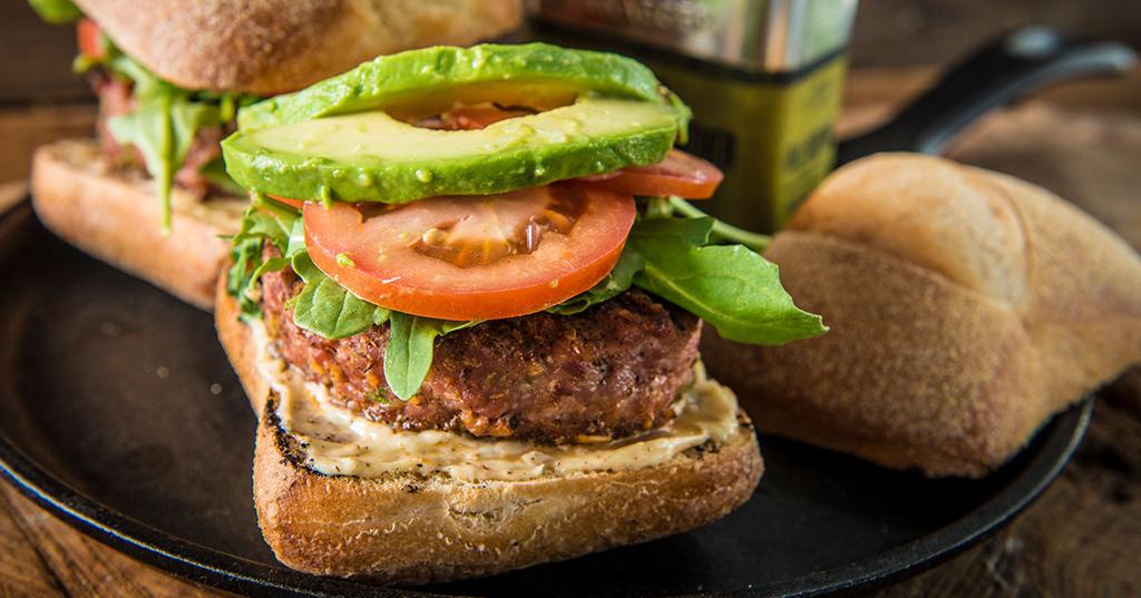 Bbq Wild Turkey Burger Recipe Traeger Wood Fired Grills