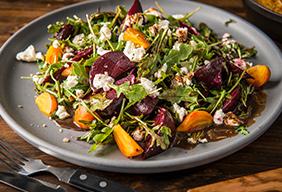 Smoked Beet Salad