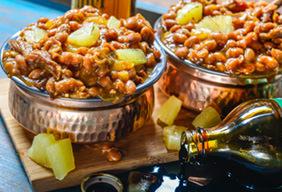 Kalua Pork & Beans