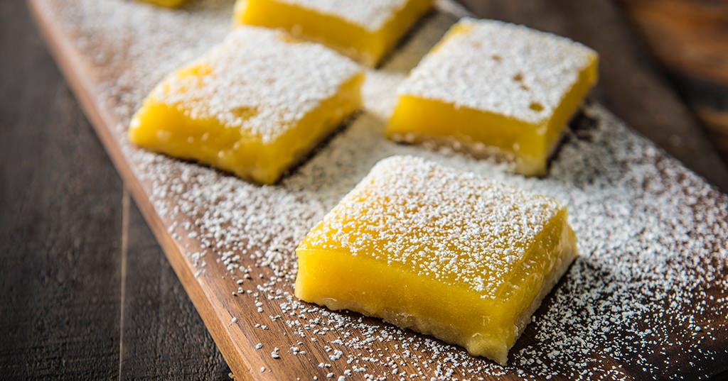 Smoked lemon bars recipe traeger grills smoked lemon bars audiocablefo
