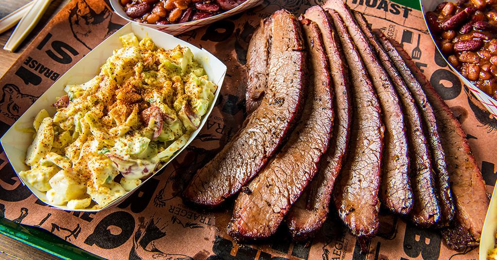 Central Texas Bbq Brisket Recipe Traeger Wood Fired Grills
