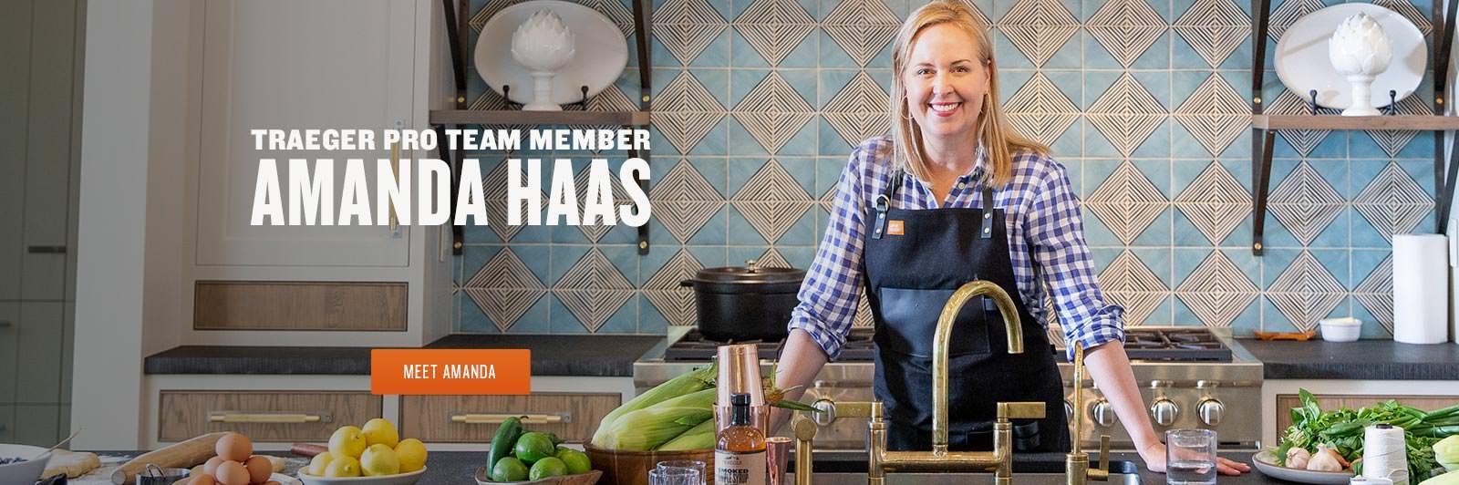 Meet Amanda Haas