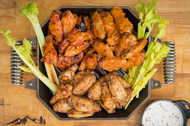 3 Ways Chicken Wing Recipes