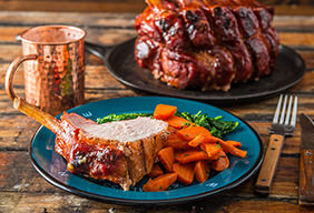 Crown Roast of Pork by Matt Pittman