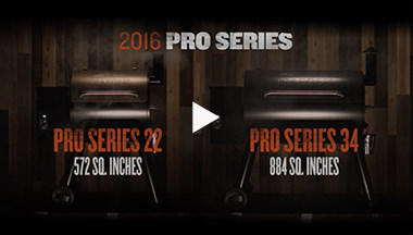 Traeger Pellet Grill Pro Series Controller Advanced Grilling