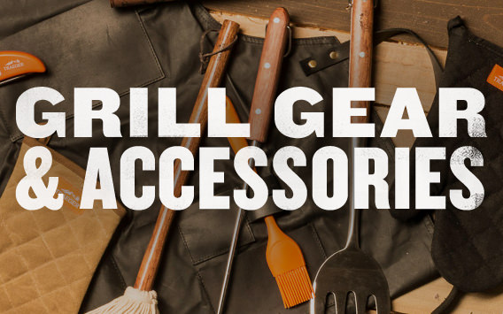 Traeger Grilling Tools and Accessories