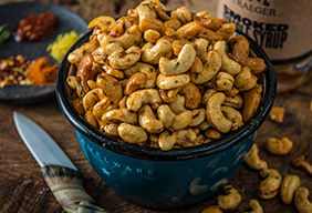 Smoked Sweet & Spicy Cashews