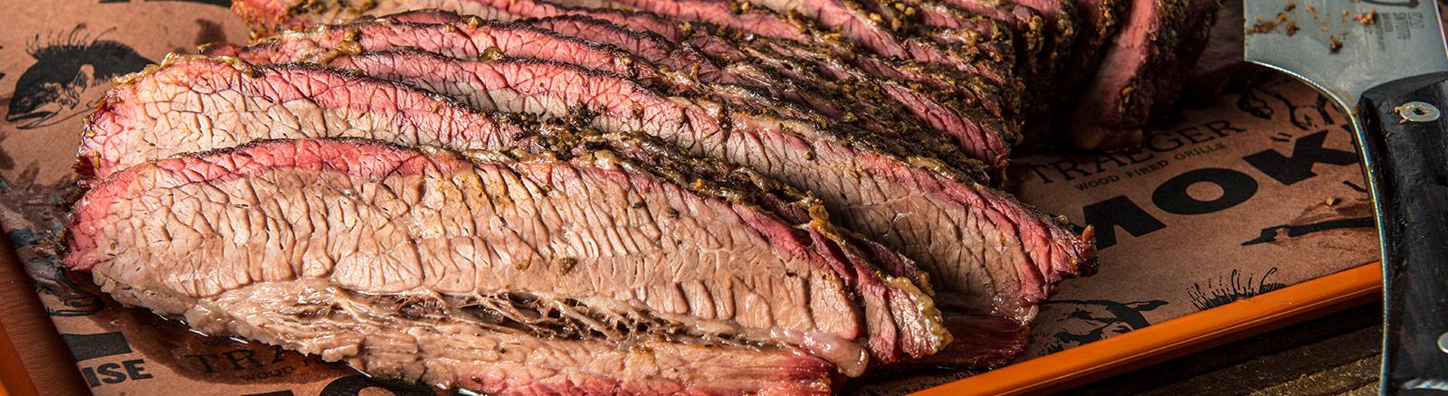 Texas Style BBQ Brisket by Doug Scheiding