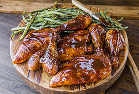 Garlic BBQ Chicken