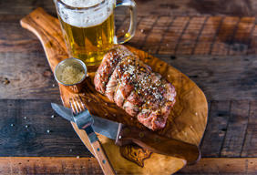 Pork Roast with Beer