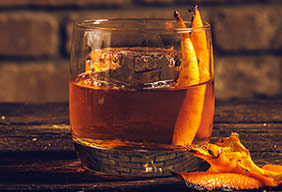 Traeger Old Fashioned